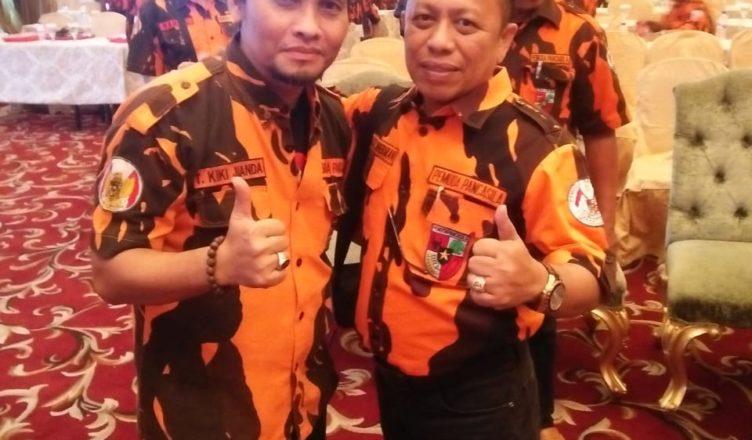 Sekretaris Mpc Pemuda Pancasila H Baso Juherman Sp S H Qurban